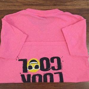 Gildan Shirts & Tops - I Make Pink Look Cool Emoji T-Shirt M (8)